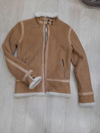 Курточка, дублёнка, шубка, пиджак на меху