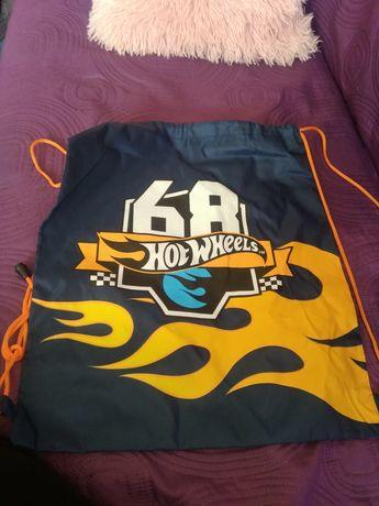 Worek-plecak Hot WHeels