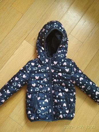Продам куртка для дівчинки