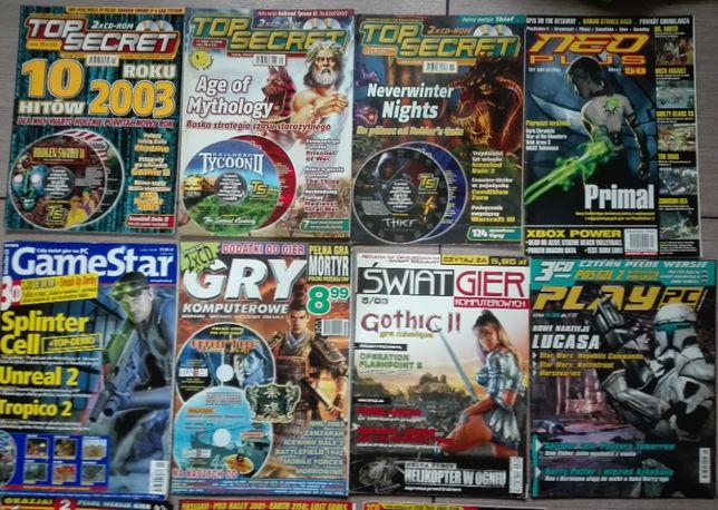 7Topsecret , Neo plus, Game star magazyn