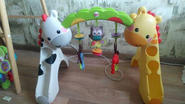 Музыкальная игрушка от Fisher Prise для детей от 0 до 3 х лет