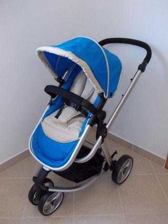 Carrinho bebé Duo em Aluminio - Novo