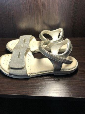 Босоножки сандалии для девочки geox