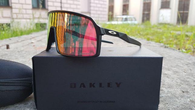 Очки Oakley Sutro Prizm НОВЫЕ / Uvex ABUS Ride 100% POC BBB Shimano