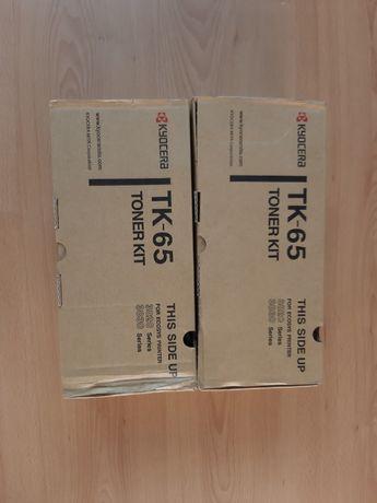 Toner Kyocera TK-65 (TK65) czarny oryginalny