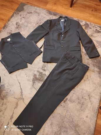 Męski nowy garnitur 170/104 Lupa