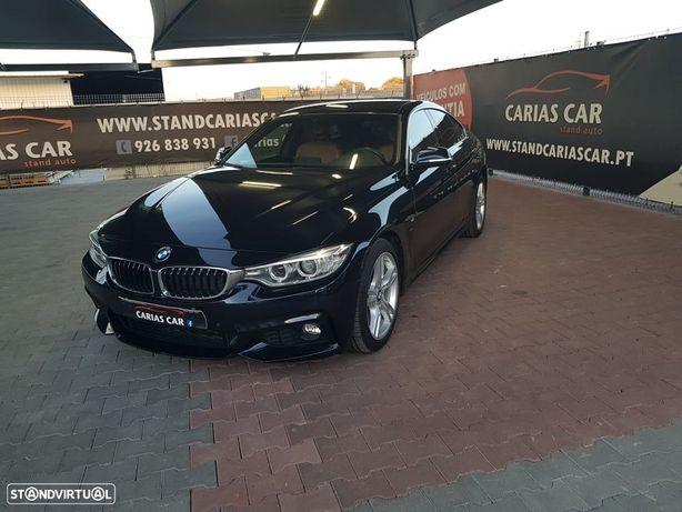 BMW 418 Gran Coupé 2.0 D Pack M