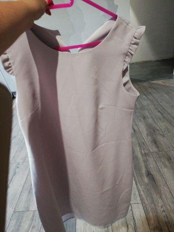 Sukienka w kolorze szarym