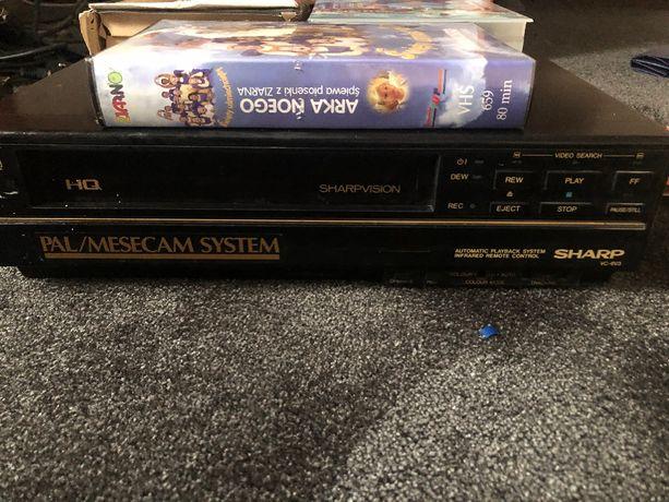 Odtwarzacz VHS Sharp VC- 6V3