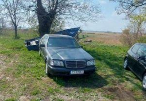 Mercedes S klasa, W 140