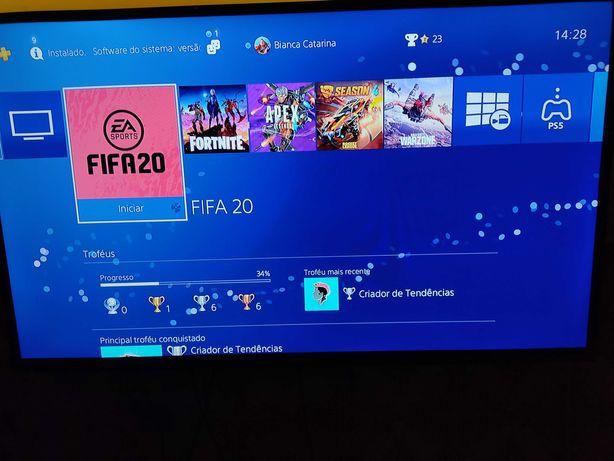 PlayStation 4 bom estado