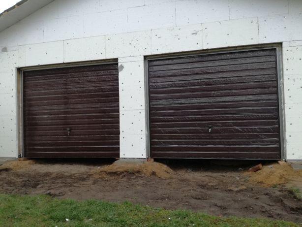 Brama do garażu ocieplana dowolny wymiar
