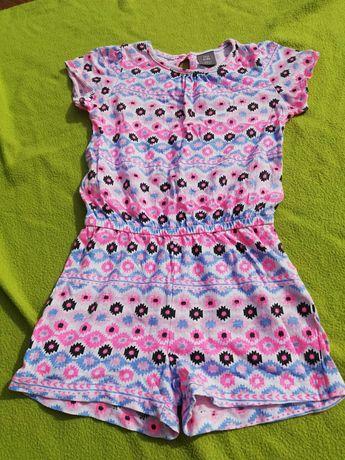 Modne ubranka dla dziewczynki na lato