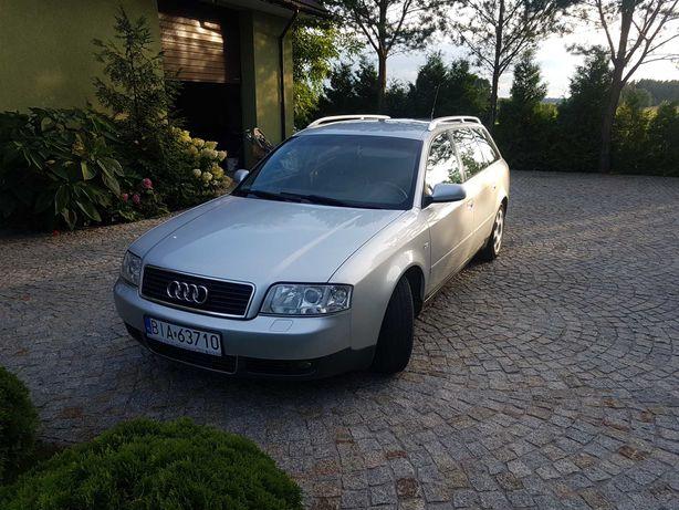 Audi a6 c5 2002r 2.0b+lpg