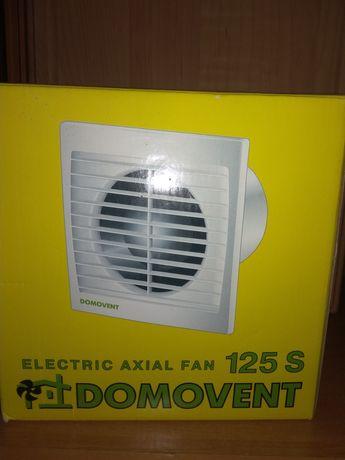 Вентилятор domovent 125 s (домовент)