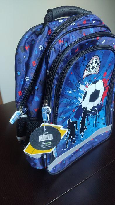 Nowy plecak szkolny Torba dla dzieci Soccer piłkarz Koszalin - image 1