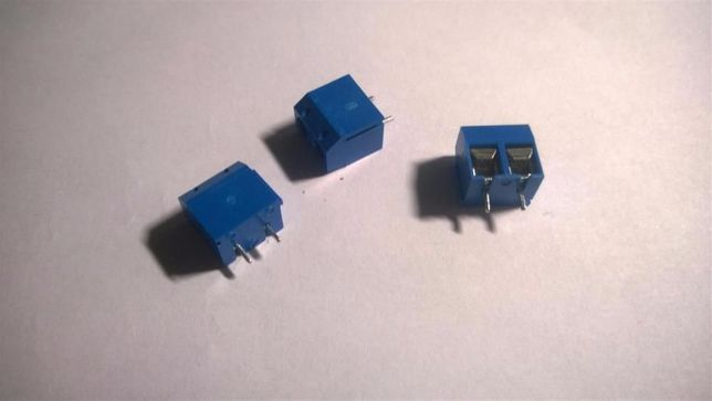 KF301-2P 2 Контактный разъем 5.08 мм розєм
