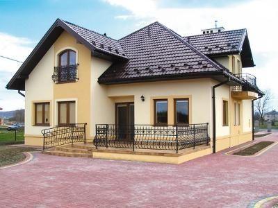 Firma budowlana Murarze Murowanie Budowa Dom Fundament Stan surowy