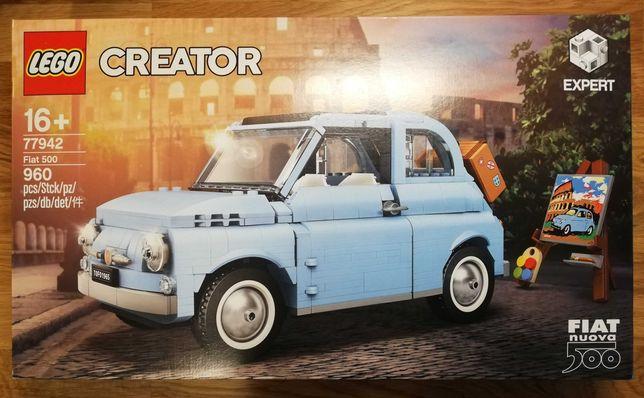 LEGO Creator Expert 77942 Fiat 500 Edição Limitada