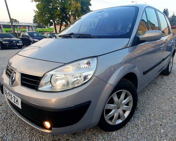 Renault Scenic 1.6 16V 2005R Idealny Stan Opłacony 211tyś/km 7500zł