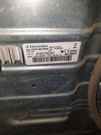 Electrolux EWT1367VDW pralka automat na częsci silnik pasek łożysko