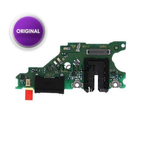 Placa / Módulo / Conector de carga para Huawei P Smart+ (Original)