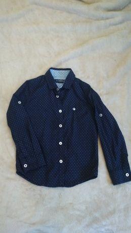 Стильная рубашка LC Waikiki на мальчика,рубашка в школу