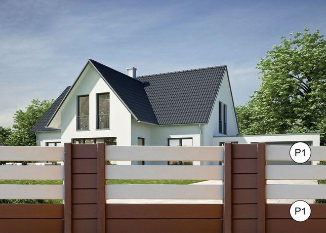 Montaż wszystkich ogrodzeń, betonowych, panelowych oraz siatki