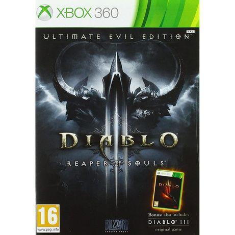 Gra Diablo III 3 Reaper of Souls X360 PL