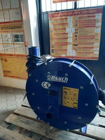 Молотковая дробилка ДКУ зернодробилка