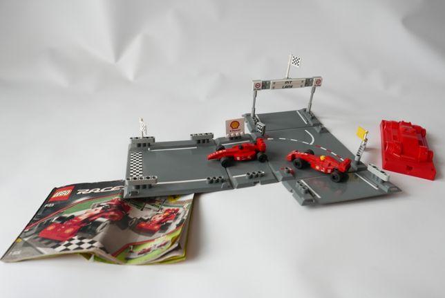 LEGO technic racer 8123 wyścigówki Ferrari