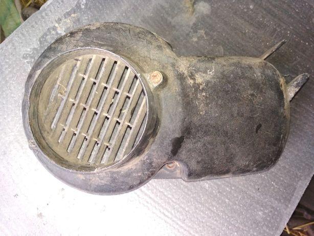 Кожух охлаждения цилиндра Honda Dio 18