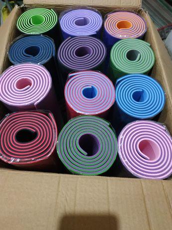 Йогаматы,коврики для фитнеса