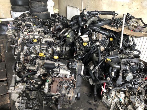 Мотор двигун двигатель 1,9 dci Трафік Сценік Лагуна Еспейс F9K F9Q F9A