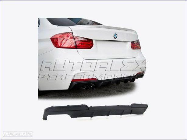 Difusor M-Performance BMW F10 + F11