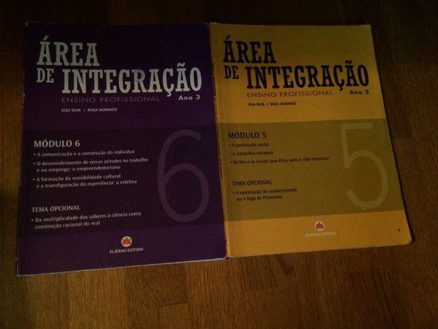 Vendo diversos livros ensino profissional - 10, 11 e 12.º ano