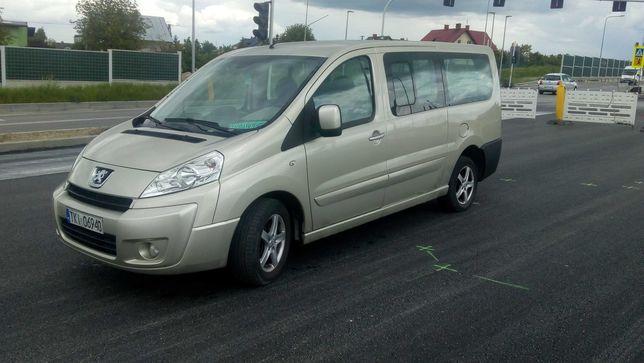 Peugeot Expert Salon PL 1 wł.  Scudo Jumpy