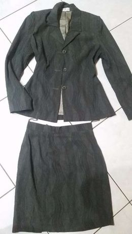 kostium marynarka garnitur garsonka komplet