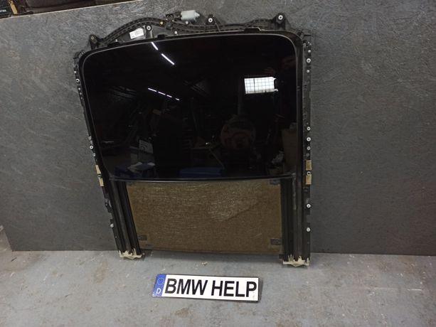 Стеклянный Люк потолок БМВ Ф10 Ф11 Разборка BMW HELP