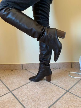 Botas altas - Massimo Dutti