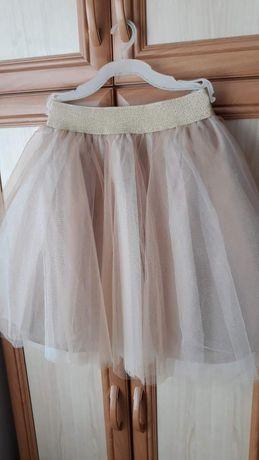 Tiulowa spódniczka na gumce wesele sylwester karnawał
