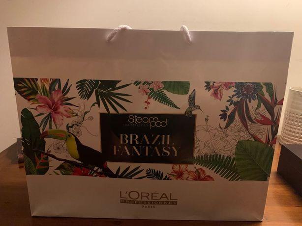Steampod L'Oreal - Brazil Fantasy Limited Edition