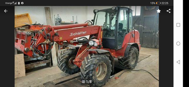 schaffer 470t Atlas O&k jcb merlo 2011 zamiana