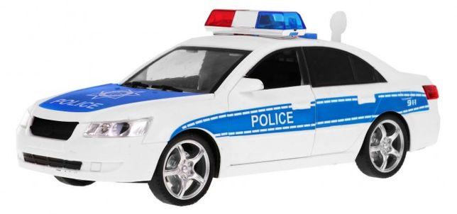 Auto Policja Drzwi Pojazd Radiowóz Światło Dźwięk