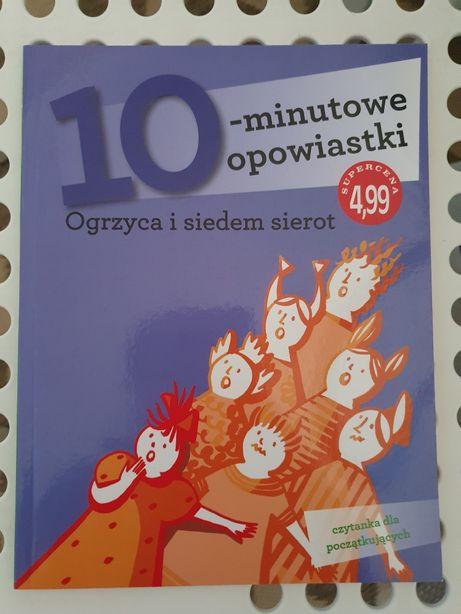 10 minutowe opowiastki Ogrzyca i siedem sierot