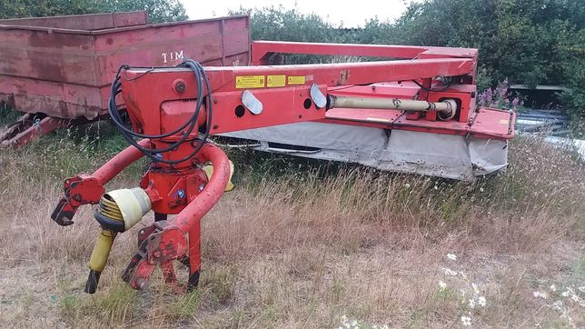 Kosiarka rotacyjna dyskowa 3m Kuhn FC 300 G Transport