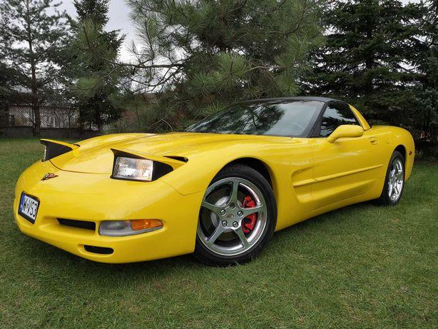 Corvette C5 Targa