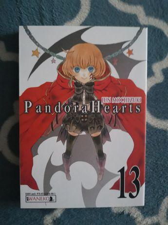 Pandora Hearts Tom 13 Manga Komiks