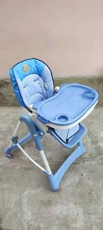 Дитячий стілець для годування, детский стульчик для кормления