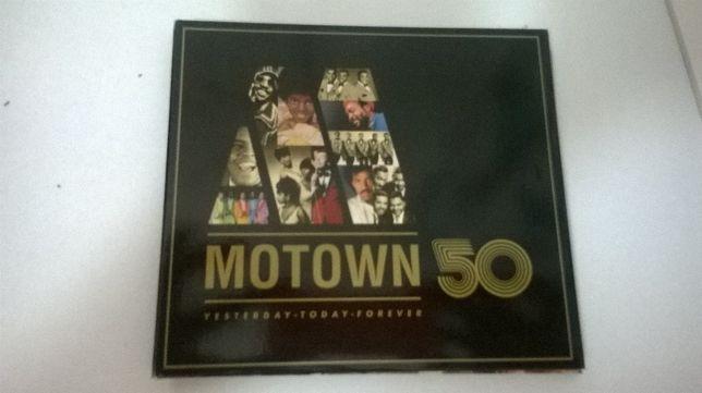 Motown 50 -płyty Cd 3